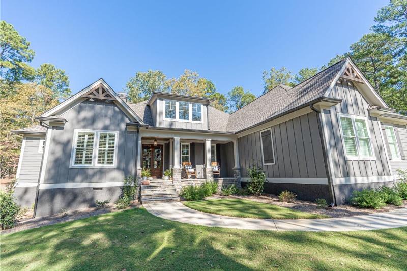Milledgeville, GA Custom Homes